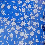 Sax Flower Print (B103)